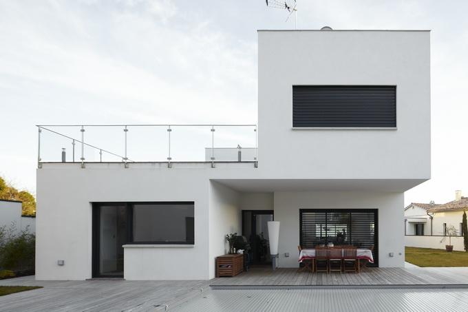 Maison à Pouvourville - Sutter + Taillandier architectes