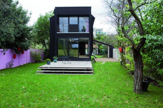 Maison à la Varenne-saint-hilaire - Atelier16 architectures - Laurent Karst