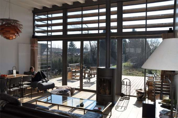 Maison VLA Studio, Valérie Lehmann architecte - Intérieur
