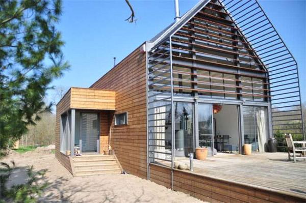 Maison VLA Studio, Valérie Lehmann architecte - Extérieur
