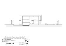 Exemple permis de construire mod le permis de construire - Permis de construire extension ...