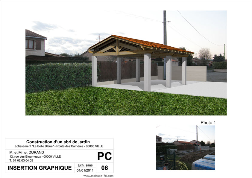 insertion graphique - pcmi6